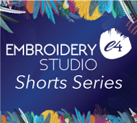 EmbroideryStudio e4 Shorts Series